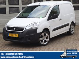 gesloten bestelwagen Peugeot 120 1.6 BlueHDi 75 pk Airco 2018