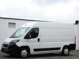 gesloten bestelwagen Peugeot 2.0 Hdi Lang + Hoch Klima Navi Kamera Pdc Euro 6 2018