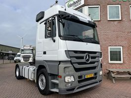 standaard trekker Mercedes-Benz Actros 1844 ACTROS 1844LS 4X2 MEGASPACE HOLLAND TRUCK 2011