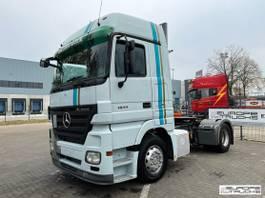 standaard trekker Mercedes-Benz Actros 1844 Steel/Air - EPS 3 pedals - Megaspace - French truck 2008