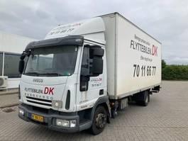 bakwagen vrachtwagen Iveco Partikelfilter 80E18 2007