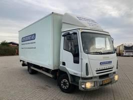 bakwagen vrachtwagen Iveco Partikelfilter 80E17 EuroCargo