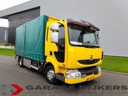 huifzeil vrachtwagen Renault Midlum 220 -08 Global Manual Eur5, 2008