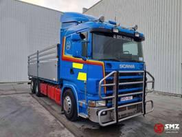 platform vrachtwagen Scania G480 164 6x4 Full air 2000