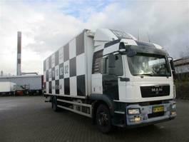 bakwagen vrachtwagen MAN 18.290 2012