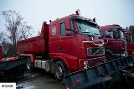 kipper vrachtwagen Volvo FH 520 6x4 Tipper. Full steel 2006