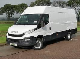 gesloten bestelwagen Iveco 35C17 3.0ltr 170pk l4h2! 2015
