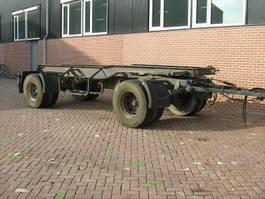 chassis aanhanger Floor FLA-10-106 1982