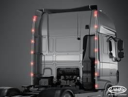 cabine - cabinedeel vrachtwagen onderdeel DAF Cab-liner lampenbeugel voor xf106 SSC 2019