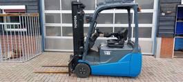vorkheftruck Toyota 8FBET16 bj 2013 elektrisch heftruck