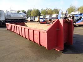 open top zeecontainer VDL