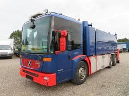 kolkenzuiger vrachtwagen Mercedes-Benz Econic 2633 6x2 * 4 Hvidtved Larsen MascoFlex 312