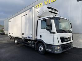 koelwagen vrachtwagen MAN TGL 12 *bluetooth*airco*zetelverwarming*voorbereiding navigatie 2015
