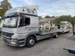 autotransporter vrachtwagen Mercedes-Benz Atego 1224 4X2 2013