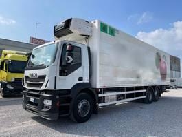 koelwagen vrachtwagen Iveco Stralis 330 Stralis 260SY33 Carrier -20° 2015