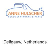 Anne Hulsher Recovery Trucks & Parts